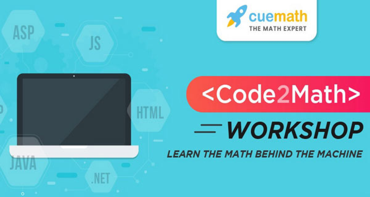 Code2Math Workshop - By CUEMATH